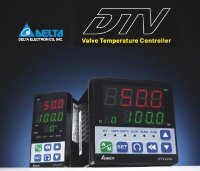 Bộ điều khiển nhiệt độ Delta DTB