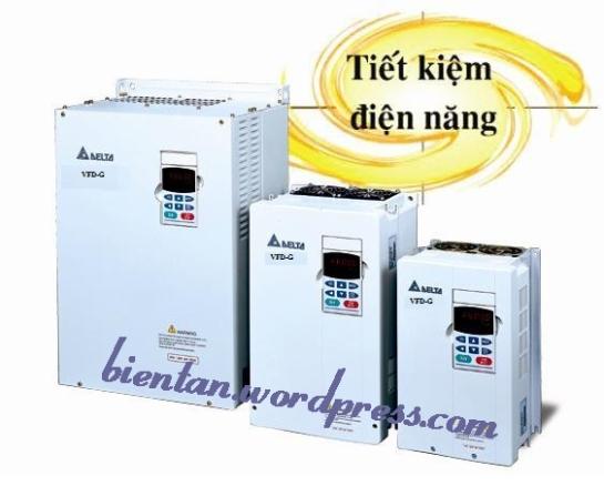 Biến tần chuyên dụng cho máy nén khí