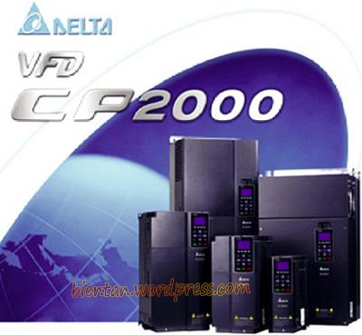 Biến tần Delta VFD-CP2000