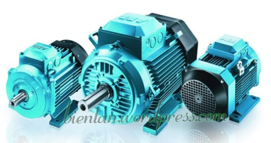 Động cơ, motor ABB M3BA