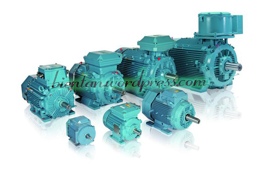 Motor ABB M2CA