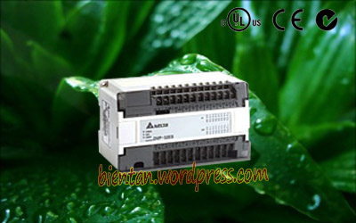 PLC DELTA DVP-ES Series