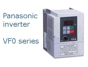 Biến tần Panasonic VF0