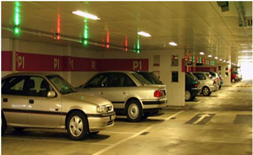 Bãi giữ xe tự động - thông minh