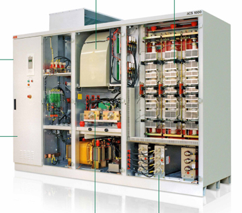 ABB ACS1000 air cooled