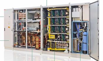 ABB ACS1000 water cooler