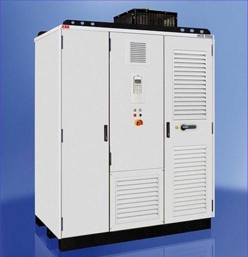 Biến tần ABB ACS2000 - dòng biến tần trung thế