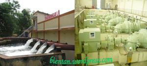Ứng dụng lắp đặt biến tần cho bơm công nghiệp