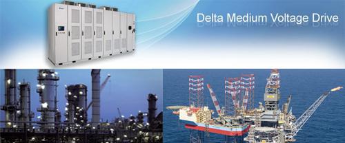 Biến tần MDV - Biến tần trung thế của Delta