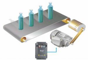 Tính năng chuyên dụng cho băng tải của biến tần VFD-C200